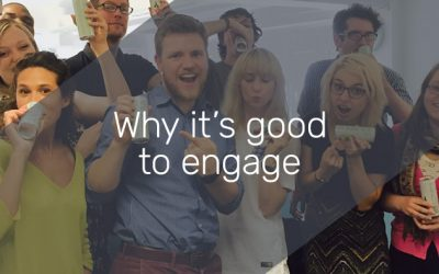 Why its good to engage
