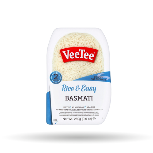 gematwork veetee rice product sampling