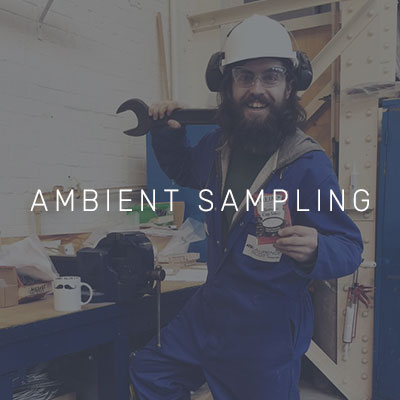 gemsatwork product sampling solutions ambient sampling