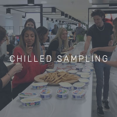 gemsatwork product sampling solutions chilled sampling