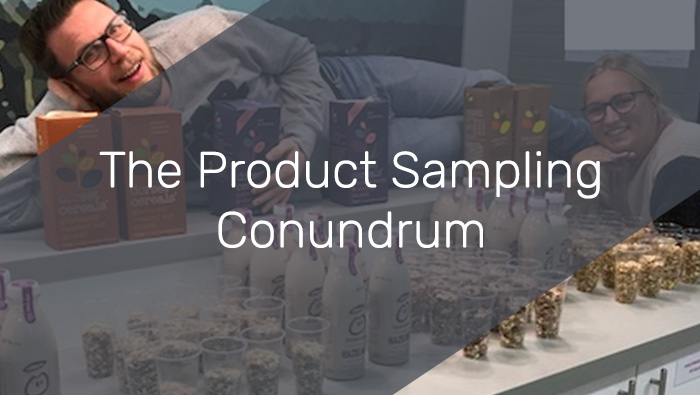 The Product Sampling Conundrum