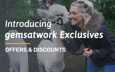 Introducing gemsatwork Exclusives!
