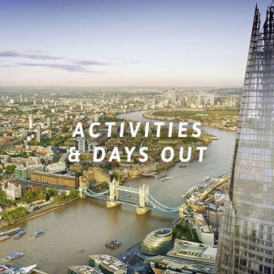 gemsatwork offers and discounts activities and days out