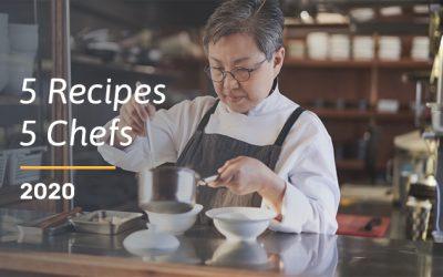 5 Recipes 5 Chefs