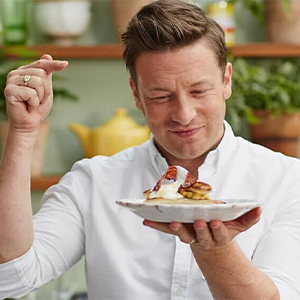 gemswork 5 recipes 5 chef Jamie Oliver