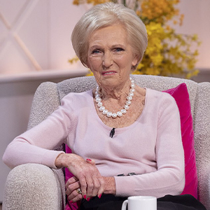 gemsatwork 5 recipes 5 chefs Mary berry